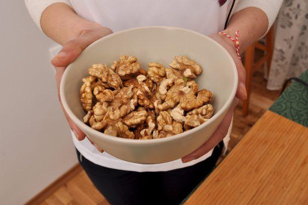 накиснати орехи