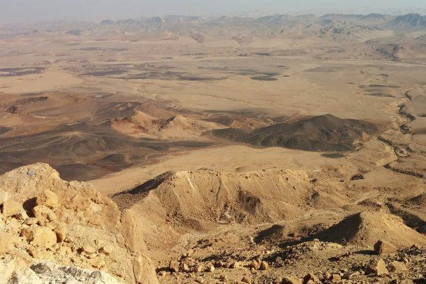 Четиридесетте дни в пустинята