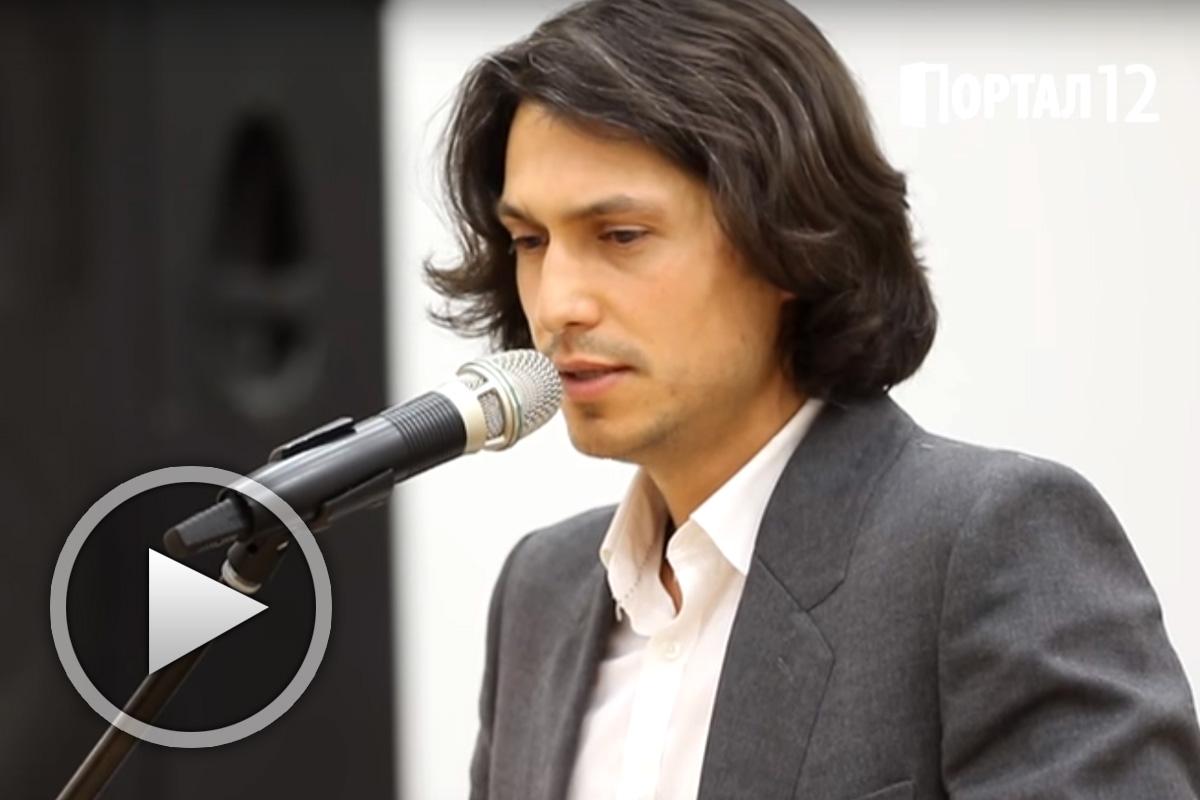 Йордан Камджалов - Среща-дискусия в Пловдив, Юни 2016