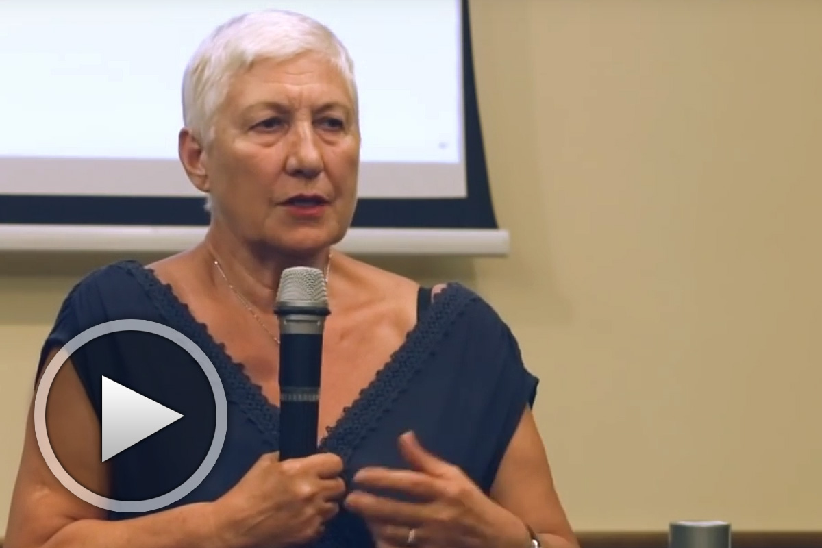 Лекция на д-р Емилова от летен веге фест - Варна 2016