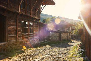 Къщи за гости в село в Жеравна