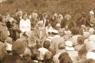 Разговор с Учителя при Рилските езера