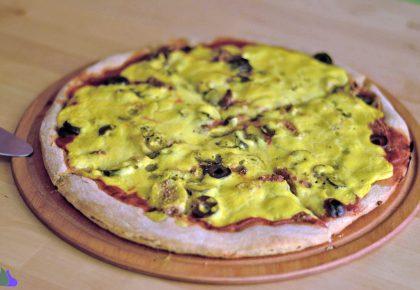 Вечерно пица меню