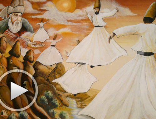 За танца на суфите – откъс от лекция на Димитър Мангуров
