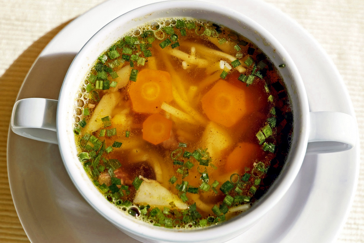 За супата като ядене - мисли от Учителя Беинса Дуно (Петър Дънов)
