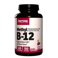 Витамин B12 - 500 мкг, метилкобаламин на Jarrow