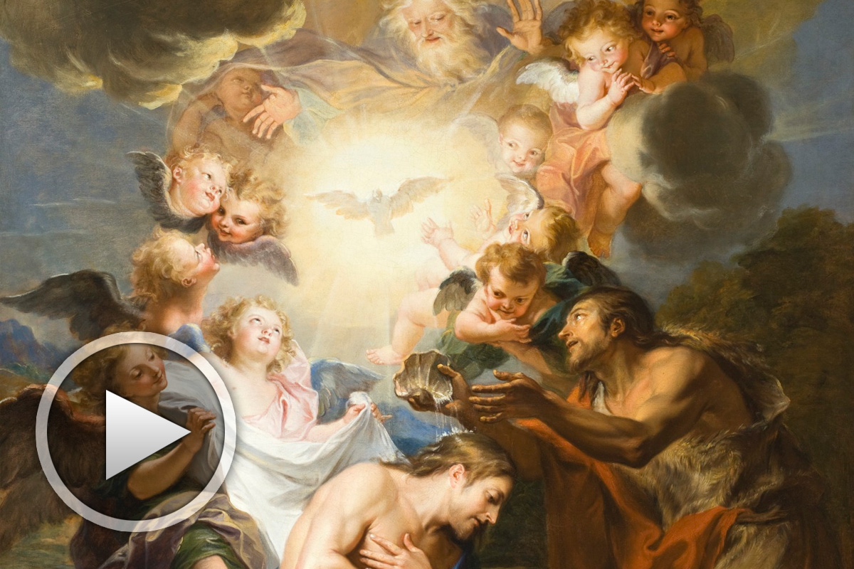 Христос не е основателят, Той е съдържанието на християнството (филмче)