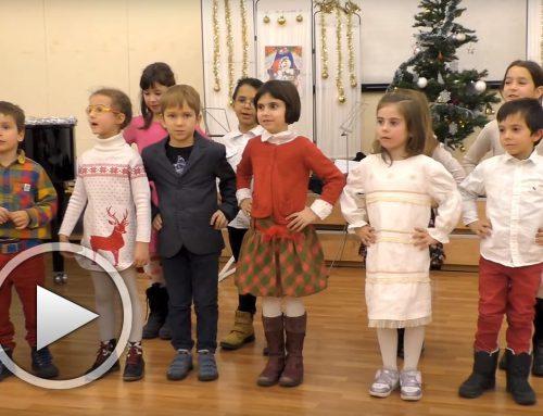 """Коледно тържество на училище """"Изгрев"""" – 2016 г."""