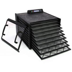 Дехидрататор Excalibur с дигитално управление, 9 тавички