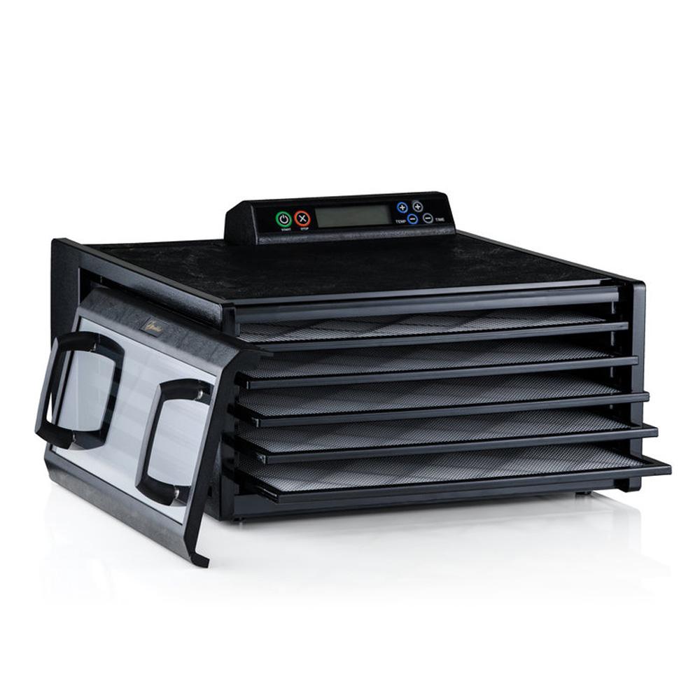 Дехидрататор Excalibur с дигитално управление, 5 тавички