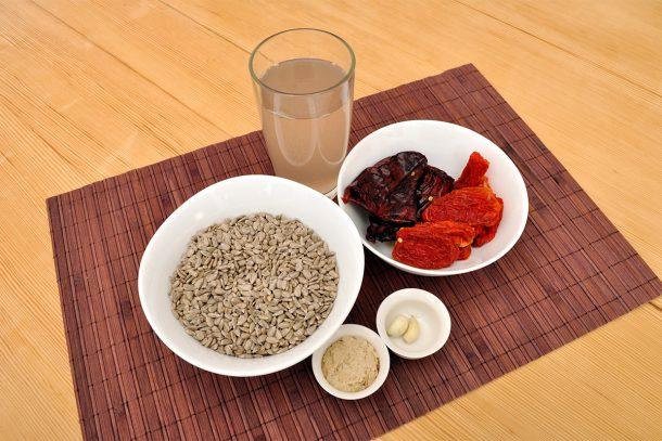 Продукти за рецепта за Кьопоолува лютеница