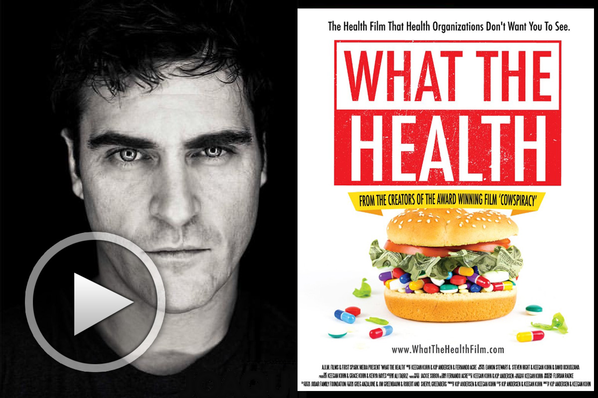 Филм за здравословното хранене - What the Health 2017