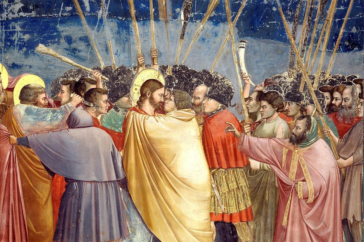 Защо Христос трябва да бъде посочен от Юда