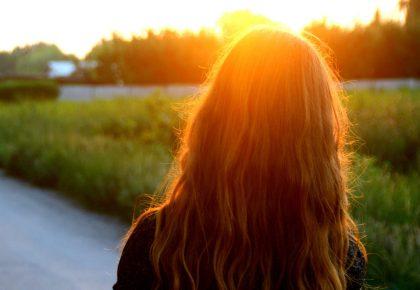 За дългата и късата коса при жената