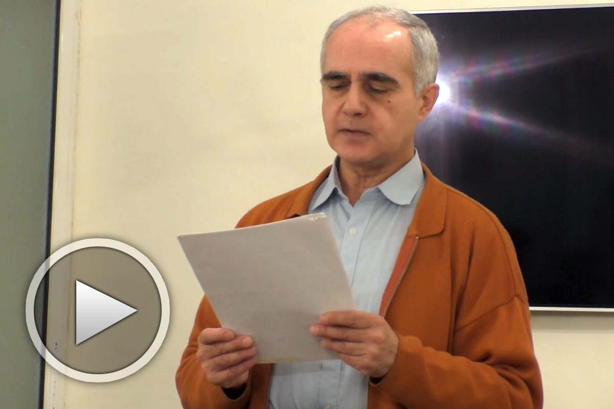 Учителя за Христос - Лекция на д-р Константин Златев