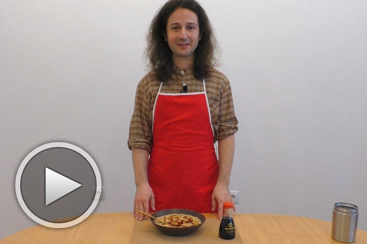 Рецепта за лесна и вкусна гозба от лимец и нахут