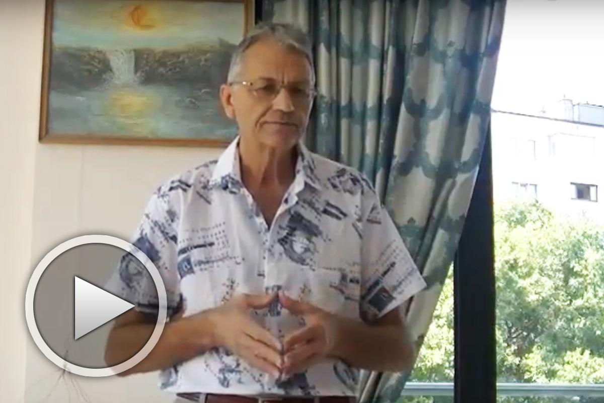 Апокалипсис сега - лекция на Димитър Мангуров