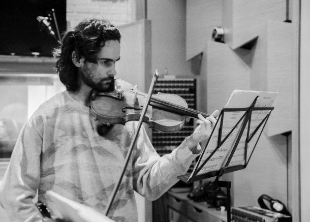 Виделин Джеджев - цигулка
