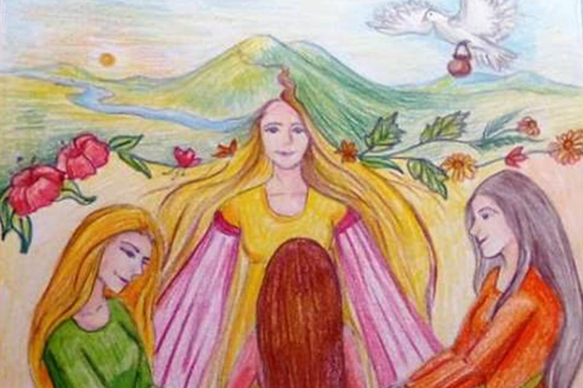 Приказка за Вяра, Надежда, Любов и майка им София