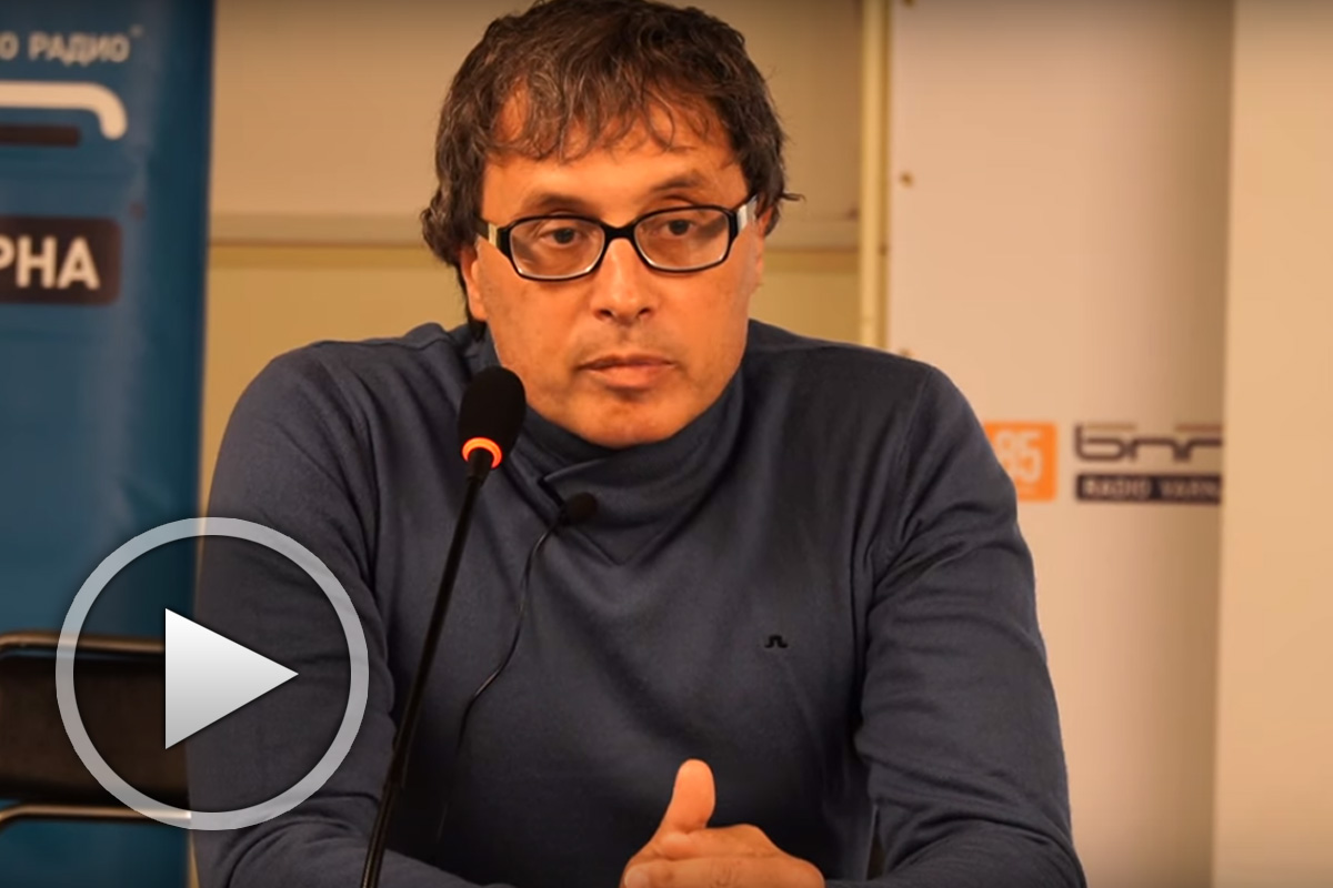 """Мартин Атанасов: """"Сродните души в антропософското движение"""""""